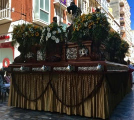 The float of the fishing diocese